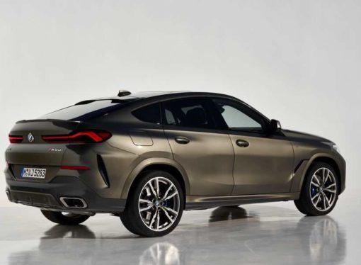 BMW predstavio treću generaciju najvećeg kupe krosovera X6
