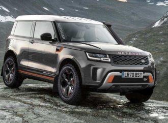 Povratak legende: Stigao je novi Land Rover Defender