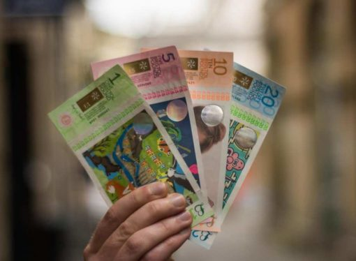 Bristolska funta – valuta koja treba da pokaže šta novac čini ljudima