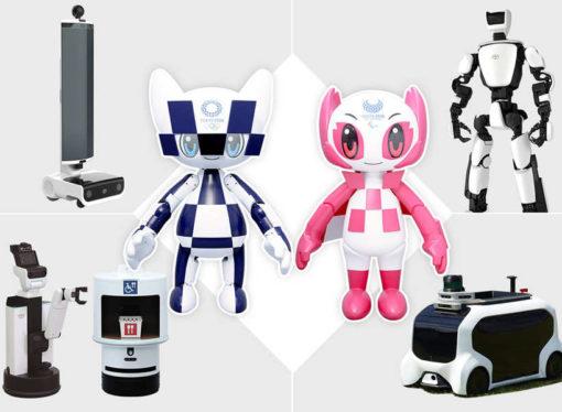 Roboti za Olimpijske igre budućnosti