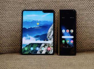 Samsungov telefon na preklop nadmašio očekivanja