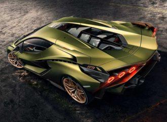 Lamborgini Sian – Najmoćniji hiperautomobil brenda