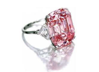 Veličanstven i rijedak: Ružičasti dijamant od 10.64 karata