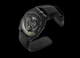 Najnoviji Urwerk časovnik prikazuje vrijeme na Zemlji i u Svemiru