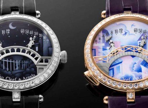 Van Cleef & Arpels predstavlja časovnik inspirisan ljubavnicima