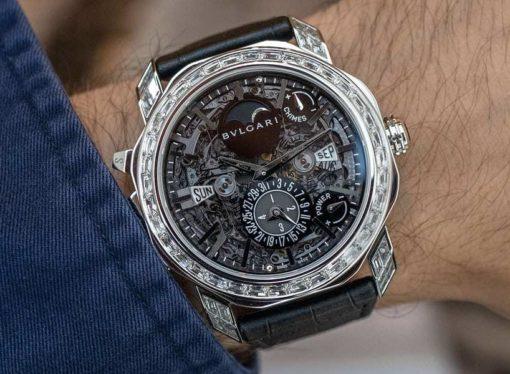 Bulgari predstavlja časovnik vrijedan milion dolara