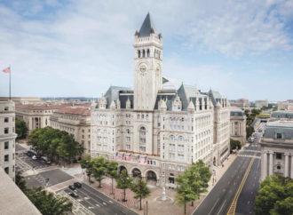 Organizacija Tramp prodaje istoimeni hotel