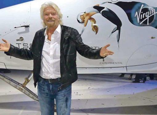 Bransonova Virgin Galactic debitovala na njujorškoj berzi