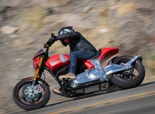 Arch Motorcycles predstavljaju svoj novitet