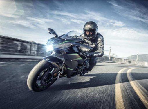 Novi Kawasaki motor – Z H2