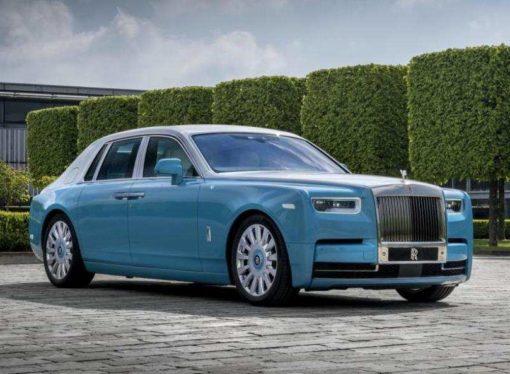 Unikatni Rolls Royce Phantom inspirisan svijetom časovničarstva