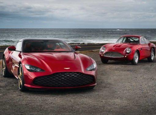 Novi Aston Martin DBS GT Zagato kao ostvarenje snova