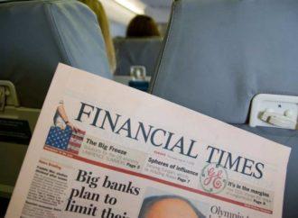 Prva žena urednik Financial Timesa  poslije sto trideset godina