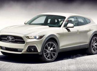 Ford predstavio prvi električni i prvi krosover Mustang