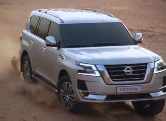 Nissan razvija novi Patrol paralelno sa Pajerom