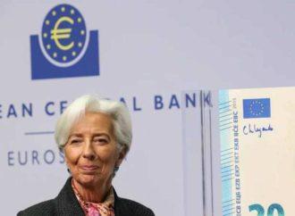 Kristin Lagard pustila u opticaj nove novčanice eura