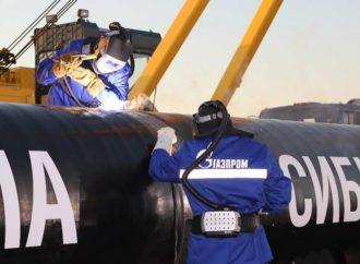 Dogovoreno koliko će gasa Rusija isporučivati u Kinu