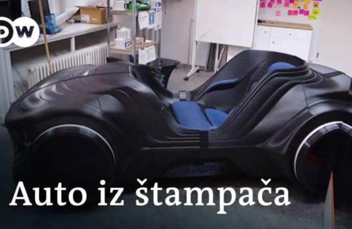 """""""Loki"""" – elektromobil iz štampača"""